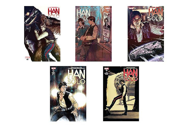 Reseña Star Wars Han Solo marvel