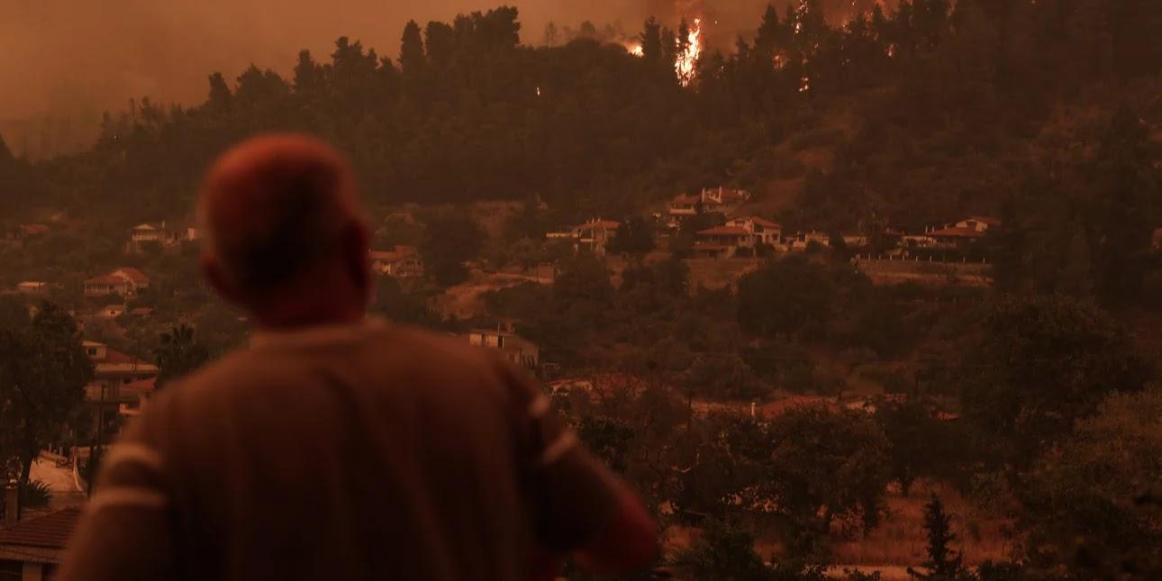 Σφακιανάκης: Επιτήδειοι εξαπατούν πυρόπληκτους, προσφέροντάς τους στέγη