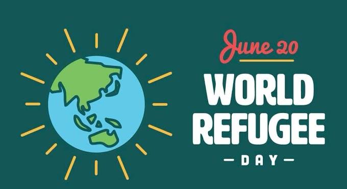 World Refugee Day - 20 June