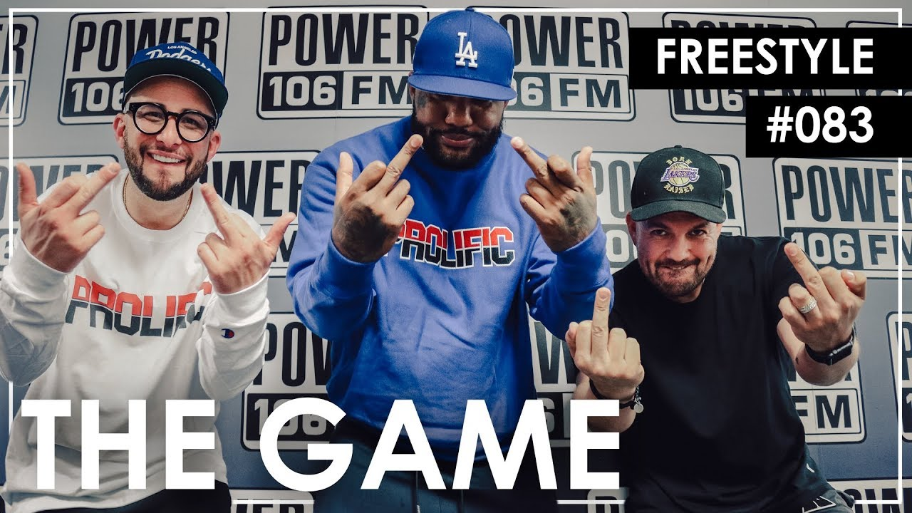 the game power la leakers freestyle