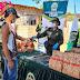 Armas por mercados intercambió la Policía en Valledupar