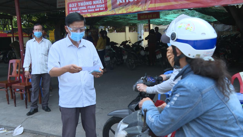 TP. Phan Rang - Tháp Chàm: Người dân làm trung tâm phòng, chống dịch