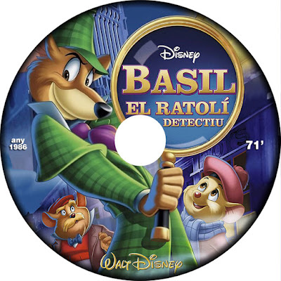 Basil, el ratolí detectiu - [1986]