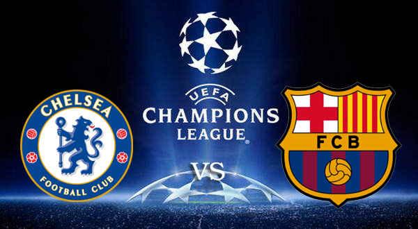 Liga Champion: Liga Champion: Chelsea Vs Barcelona