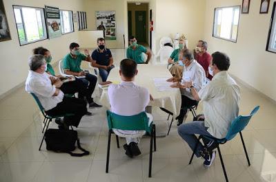 Prefeito eleito de Limoeiro visa fortalecer parceria com o IPLC