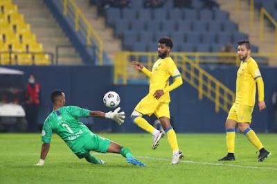ملخص واهداف مباراة النصر والعين (3-0) الدوري السعودي