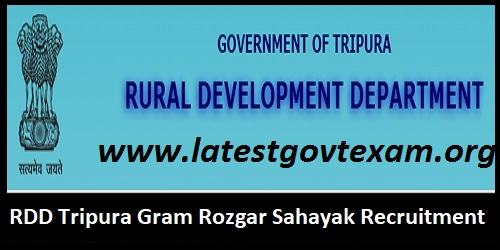 RDD Recruitment (2019) - 1,962 Vaccancies of GRS