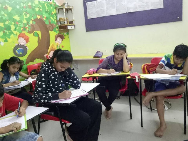 English Private Tuition Ghatkopar