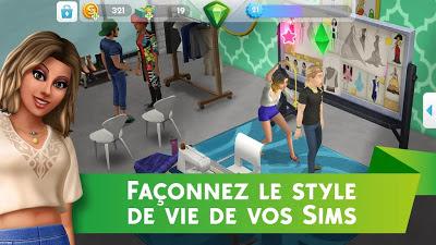 Télécharger Les Sims™ Mobile mod