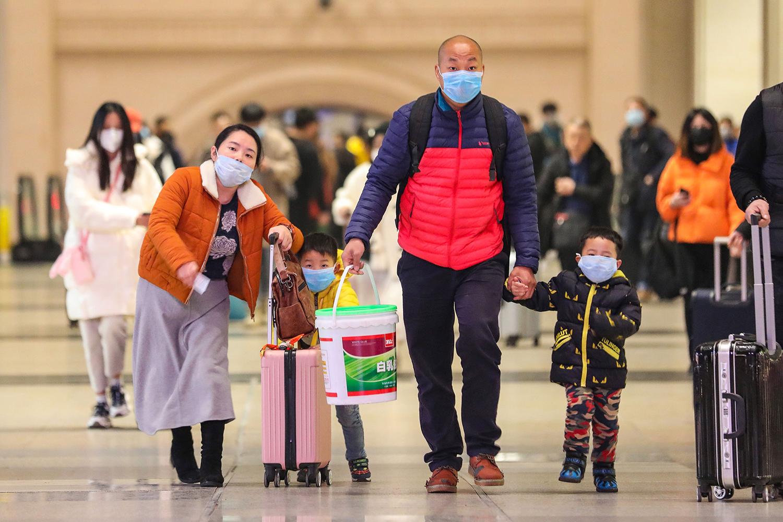 Tahun Baru Imlek Batal Dirayakan di Beijing, Ini Penyebabnya