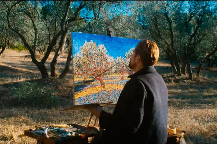 Filme | No Portal da Eternidade: o Van Gogh não óbvio de Julian Schnabel