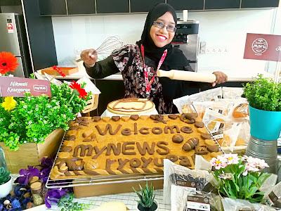 MYNEWS: MENYEDIAKAN PRODUK MAKANAN 'READY TO EAT'