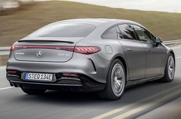 Mercedes AMG EQS 53 4Matic+