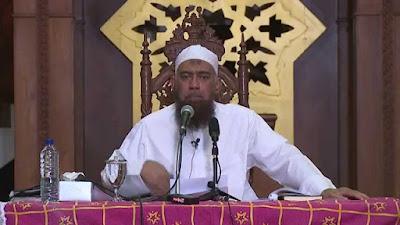 Ustadz Yazid Hafizahullah