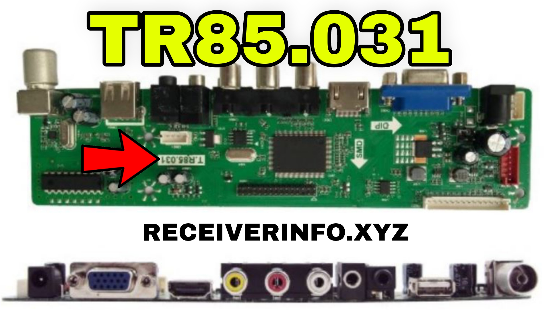 T.R85.031 ALL RESOLUTION SOFTWARE DOWNLOAD