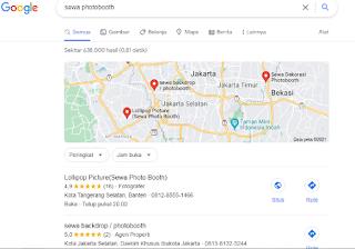Jasa Buat Google Map di Ciledug