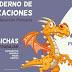 """Cuadernos de trabajo para 4º Cuarto  Grado """"Matematicas, lenguaje, Ingles y Ciencias"""""""