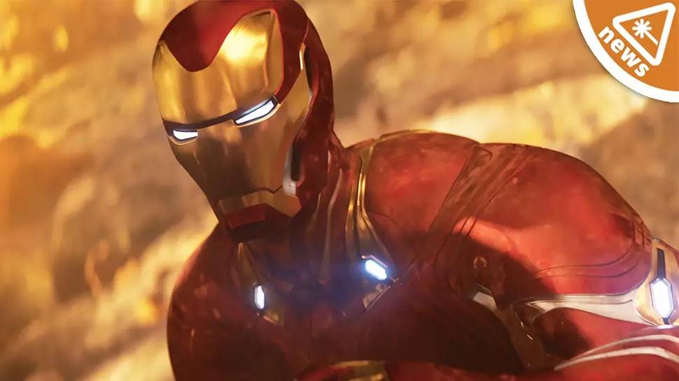 Iron man की death होगी इस मूवी में