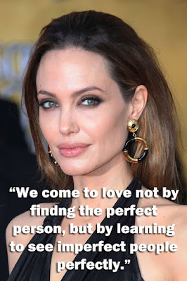 angelina jolie quotes about refugees