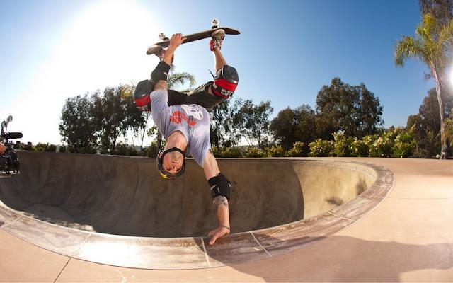 Vert vs Street Skateboard Tricks