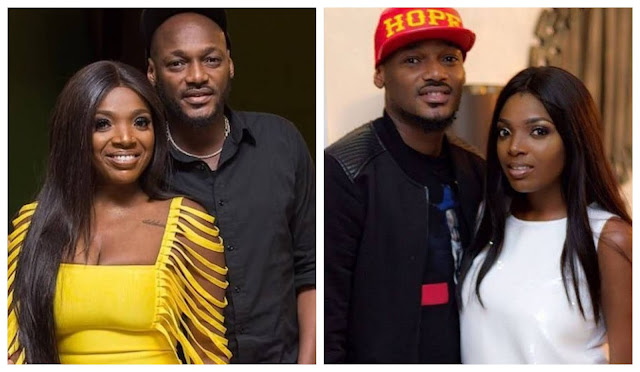 I will scatter everything- Annie cries as 2Face Flees to America (Audio)