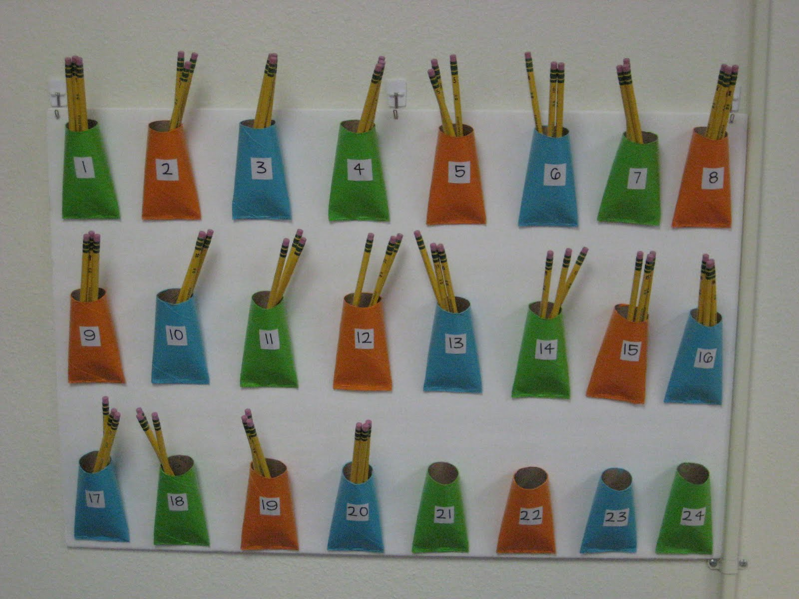Pencil Holders