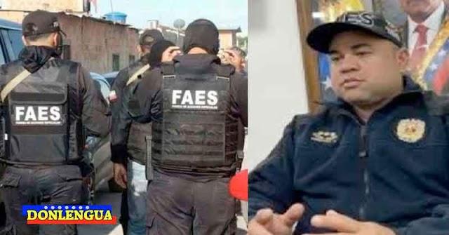 Detienen a un grupo entero del FAES incluyendo al director por cometer secuestros y otros delitos