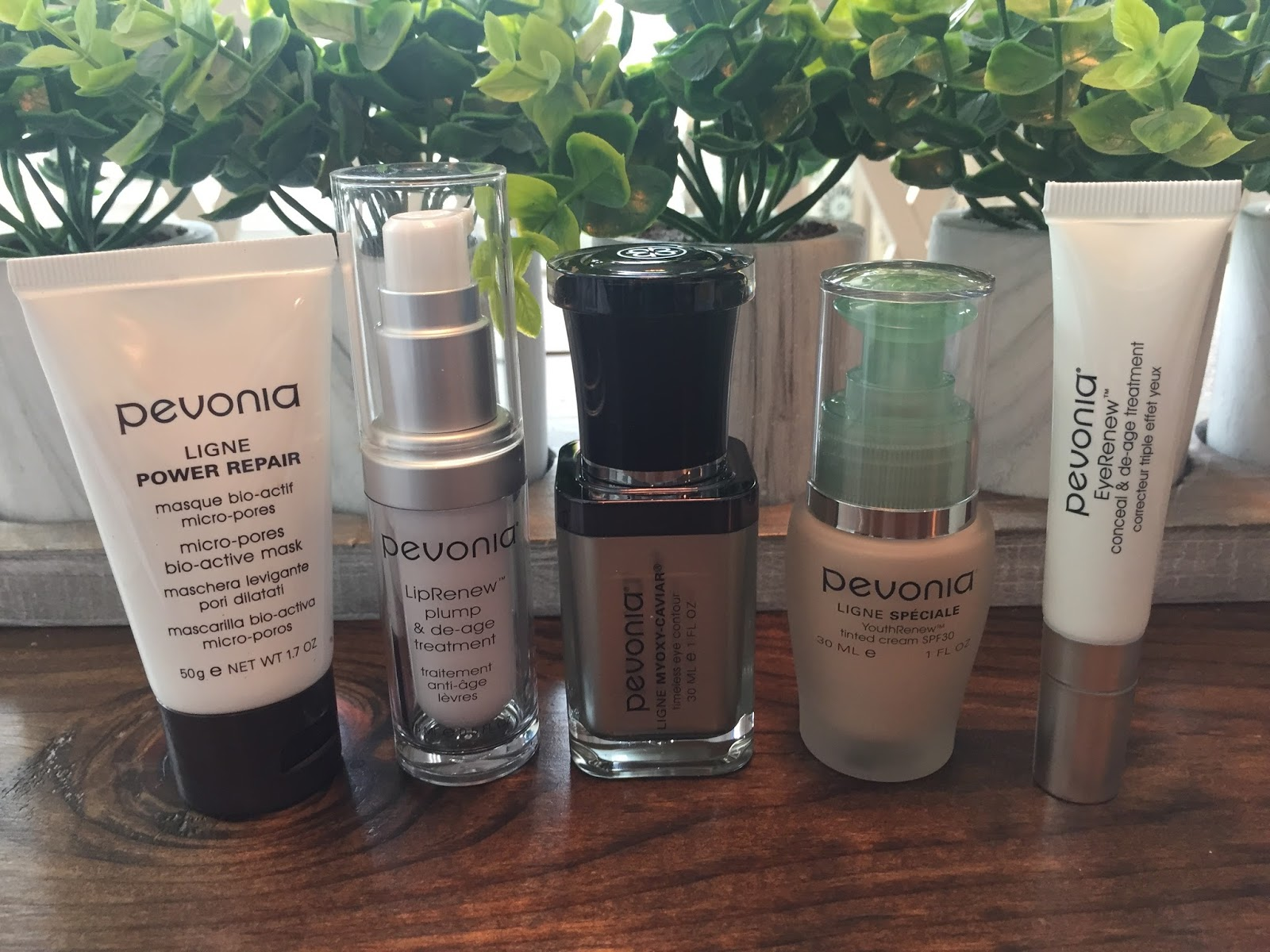 2189ec21fde Pevonia Skincare: Luxe Natural Formulas with Professional Results!
