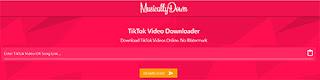 cara download video tiktok sendiri tanpa watermark