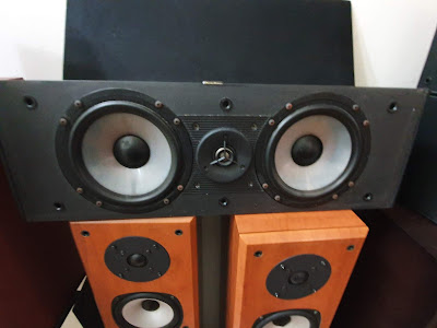 Paradigm CC-350 Center speaker (Used) 20191223_113009