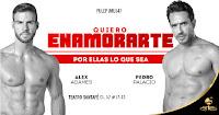 QUIERO ENAMORARTE | Teatro Santa Fe POS2