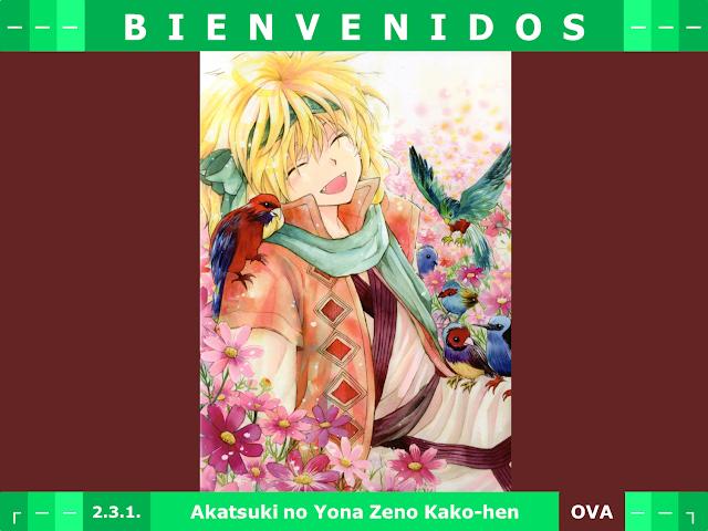 Akatsuki no Yona Zeno Kako-hen (OVA) [BDrip] [Sub] [2016]