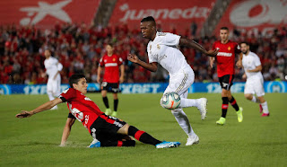 Cronica Mallorca 1 Real Madrid 0: Primera derrota muy dolorosa en Liga