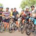 पर्यावरण बचाने का संदेश देने साइकिल पर एसएसपी के साथ दौड़े शहरवासी... देखे झलकियाँ