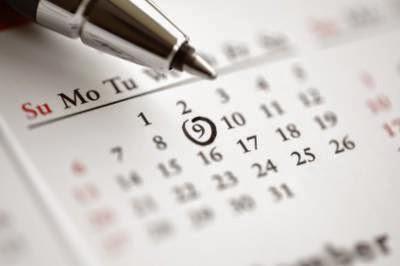 Como criar calendário no Word