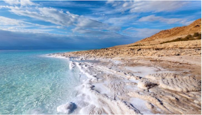 جفاف البحر الميت