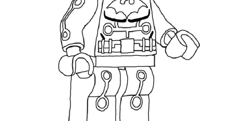 Blog MegaDiverso: Lego Película Para Descargar Y Pintar