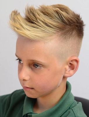 Model Rambut Cepak Anak