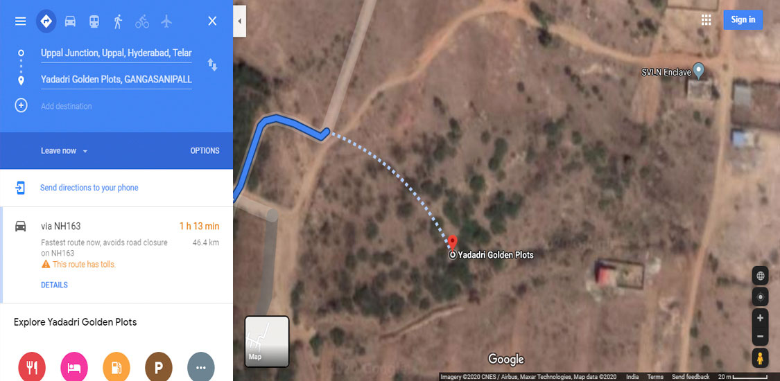 Google Maps satellite images-7