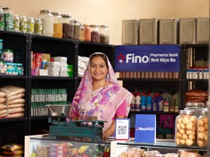 Fino banking point