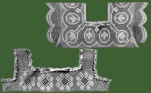 vinatge crochet lace