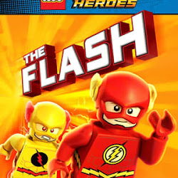 Poster Lego DC Comics Super Heroes: The Flash 2018