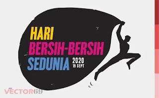 Logo Hari Bersih-bersih Sedunia 2020 - Download Vector File PDF (Portable Document Format)