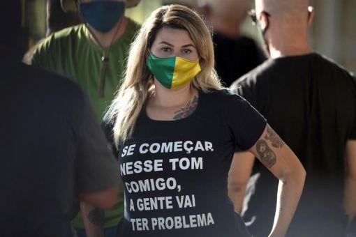 Policía Federal de Brasil investiga a aliados de Bolsonaro