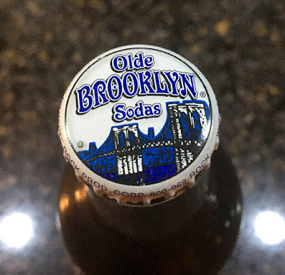 Olde Brooklyn Brighton Beach Black Cherry Soda
