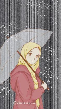 Kartun Muslimah Lucu HD