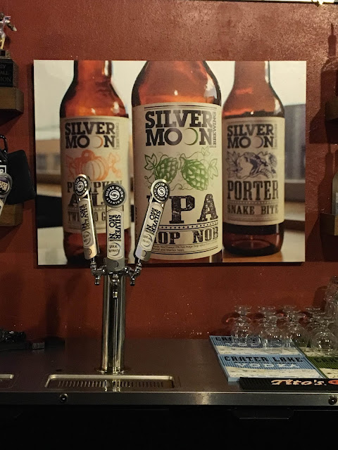 Silver Moon Brewing in Bend, OR | A Hoppy Medium