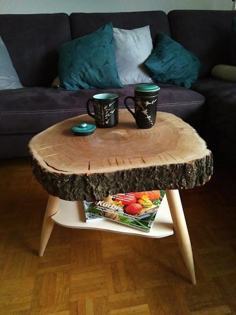 Tisch Sofa Stube Wohnzimmer Möbel Einzelstück