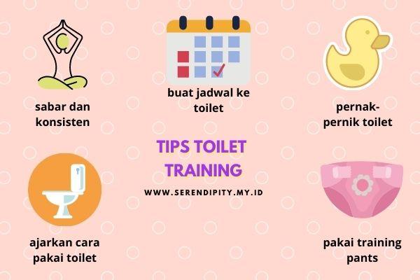 tips toilet training