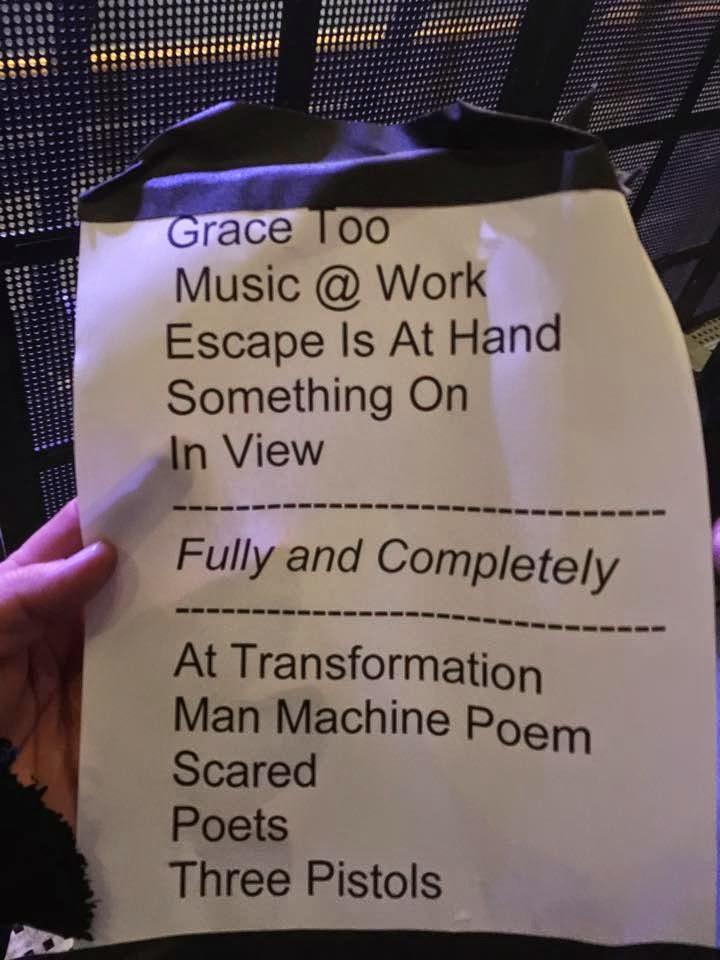 Hip Tour: 2015/01/10: Danforth Music Hall - Toronto, ON
